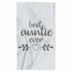 Рушник Best auntie ever
