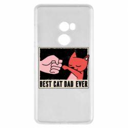 Чехол для Xiaomi Mi Mix 2 Best cat dad ever