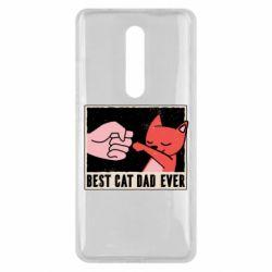 Чехол для Xiaomi Mi9T Best cat dad ever