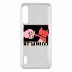 Чохол для Xiaomi Mi A3 Best cat dad ever