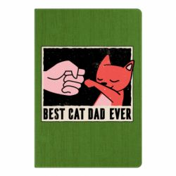 Блокнот А5 Best cat dad ever