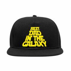 Снепбек Best dad in the galaxy