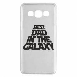 Чехол для Samsung A3 2015 Best dad in the galaxy