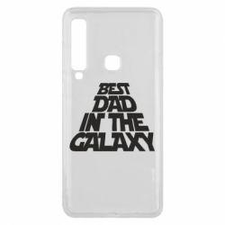Чехол для Samsung A9 2018 Best dad in the galaxy