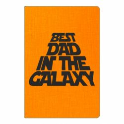 Блокнот А5 Best dad in the galaxy