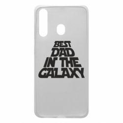 Чехол для Samsung A60 Best dad in the galaxy