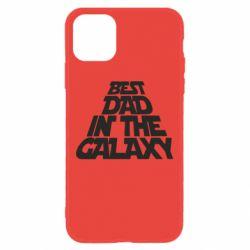 Чехол для iPhone 11 Best dad in the galaxy