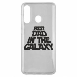 Чехол для Samsung M40 Best dad in the galaxy