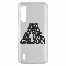 Чехол для Xiaomi Mi9 Lite Best dad in the galaxy
