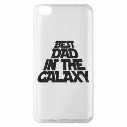 Чехол для Xiaomi Redmi Go Best dad in the galaxy