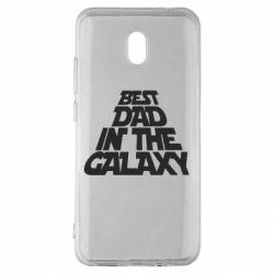 Чехол для Xiaomi Redmi 8A Best dad in the galaxy