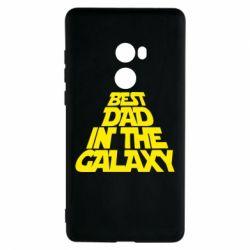 Чехол для Xiaomi Mi Mix 2 Best dad in the galaxy