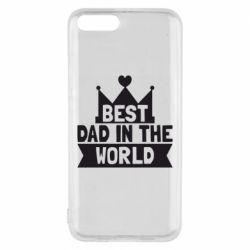 Чехол для Xiaomi Mi6 Best dad in the world