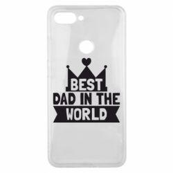 Чехол для Xiaomi Mi8 Lite Best dad in the world