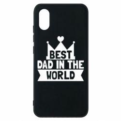 Чехол для Xiaomi Mi8 Pro Best dad in the world