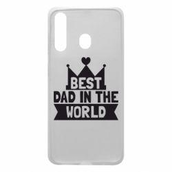 Чехол для Samsung A60 Best dad in the world