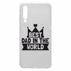 Чехол для Xiaomi Mi9 Best dad in the world