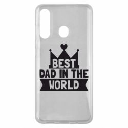 Чехол для Samsung M40 Best dad in the world