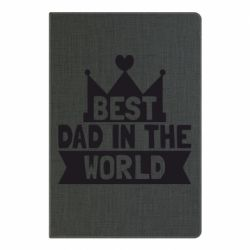 Блокнот А5 Best dad in the world