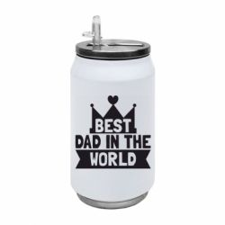 Термобанка 350ml Best dad in the world