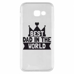 Чехол для Samsung A5 2017 Best dad in the world