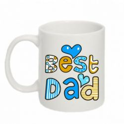 Кружка 320ml Best Dad - FatLine