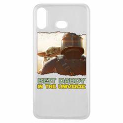 Чохол для Samsung A6s Best daddy mandalorian