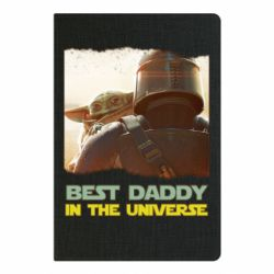 Блокнот А5 Best daddy mandalorian