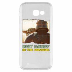 Чохол для Samsung A5 2017 Best daddy mandalorian