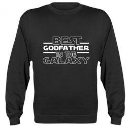Реглан (світшот) Best godfather in the galaxy