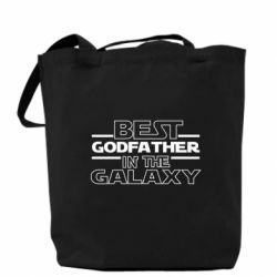 Сумка Best godfather in the galaxy