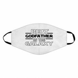Маска для обличчя Best godfather in the galaxy