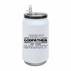 Термобанка 350ml Best godfather in the galaxy
