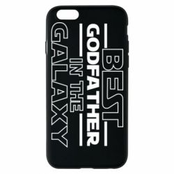 Чохол для iPhone 6/6S Best godfather in the galaxy