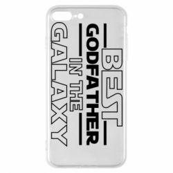Чохол для iPhone 7 Plus Best godfather in the galaxy