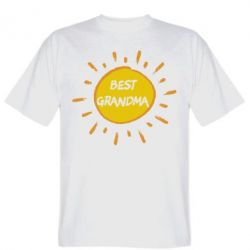 Чоловіча футболка Best Grandma