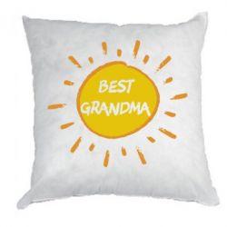Подушка Best Grandma