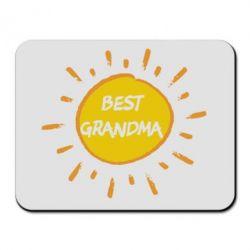 Килимок для миші Best Grandma