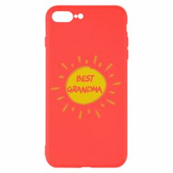 Чохол для iPhone 7 Plus Best Grandma