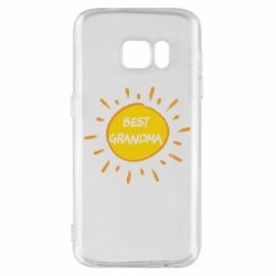 Чохол для Samsung S7 Best Grandma