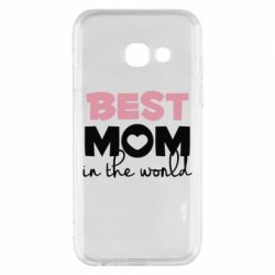 Чохол для Samsung A3 2017 Best mom