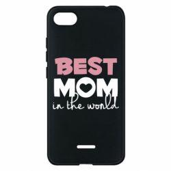 Чехол для Xiaomi Redmi 6A Best mom