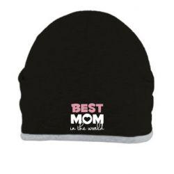 Шапка Best mom