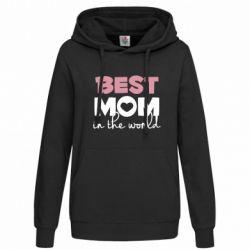 Толстовка жіноча Best mom
