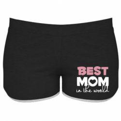 Жіночі шорти Best mom