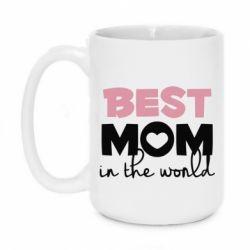Кружка 420ml Best mom