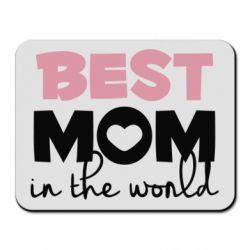Килимок для миші Best mom