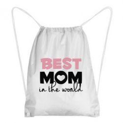 Рюкзак-мішок Best mom