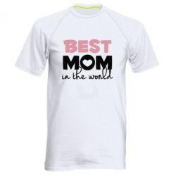 Чоловіча спортивна футболка Best mom