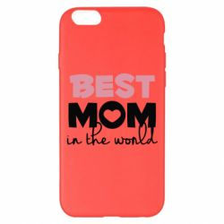 Чохол для iPhone 6 Plus/6S Plus Best mom